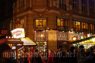 ドイツのクリスマスマーケット2013