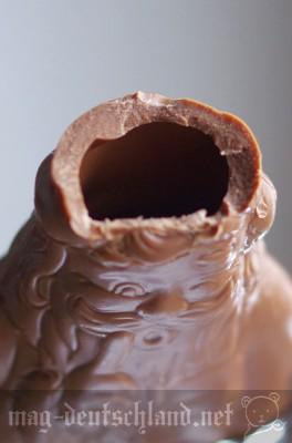 ミルカ(Milka)チョコレートサンタ
