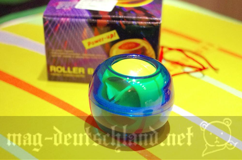 ローラーボール(ROLLER BALL)