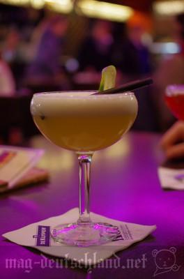 レストランFUEGOのカクテル