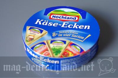クリームチーズKäse-Ecken
