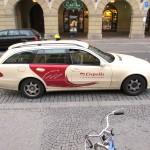 ドイツのタクシー
