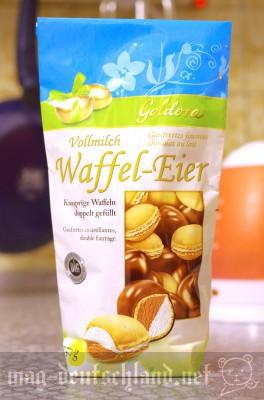ヴァッフェル・アイアー(Waffel Eier)