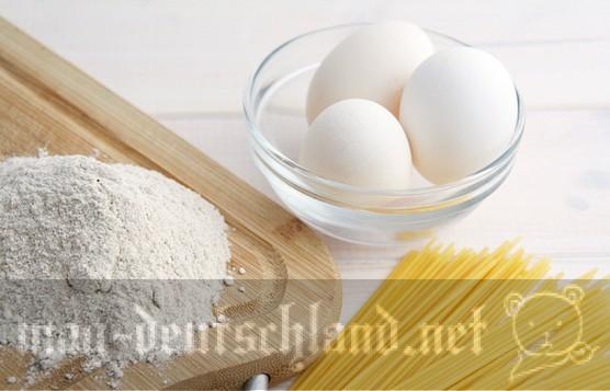 ドイツで小麦粉を買う