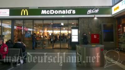 ドイツのマクドナルドで注文