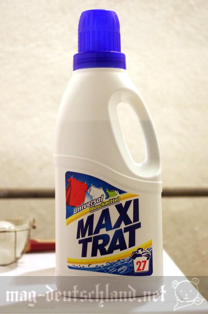 ドイツの洗濯用洗剤