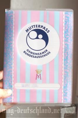 ドイツの母子手帳「Mutterpass(ムターパス)」