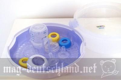 哺乳瓶の殺菌・消毒アイテム