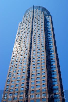 在フランクフルト日本国総領事館 MesseTurmタワー