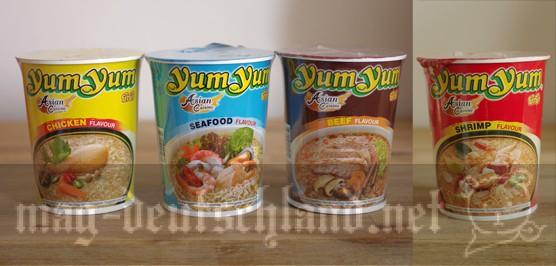 yumyum(ヤムヤム)カップラーメン