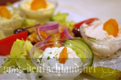 ギリシャレストラン「Gasthaus zur Krone Griech」