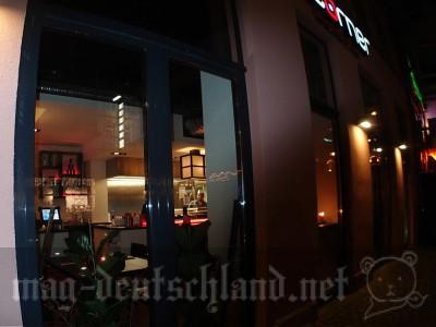 レストラン [SUSHI CORNER]