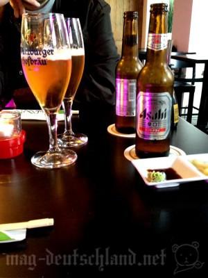 寿司レストラン「SUSHI CORNER」