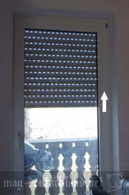 ドイツの窓のシャッター