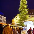 クリスマスマーケット in Würzburg 2013