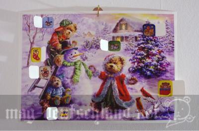アドベントカレンダー(Advent calendar)