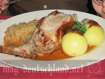 バックエーフェレ(Backöfele)のショイフェレ(Schäufele)
