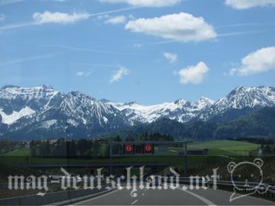 ドイツの高速道路