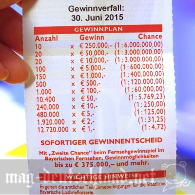 Bayernlos Zweite Chance
