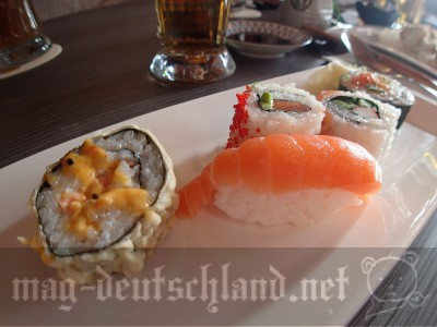 寿司レストランNAGAYA(ナガヤ)