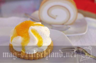 ドイツの冷凍ケーキ
