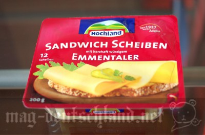サンドイッチに適したチーズ?