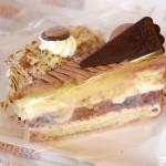 ドイツのケーキ屋さんのケーキ