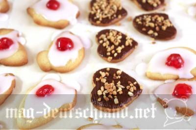 ドイツではクリスマスにはクッキーを焼く