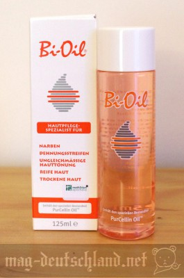 Bi-Oil(バイオイル、ビーオイル)