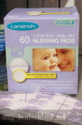 母乳パッド「Lansinoh の NURSING PADS」