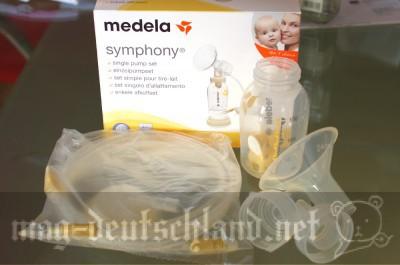 medela社Symphony搾乳器用の備品