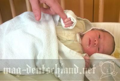 ドイツで出産