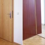 ドイツの玄関には靴を脱ぐスペースが無い